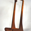 Studio Guitar Stand - Exotic Hardwoods $225 & Up